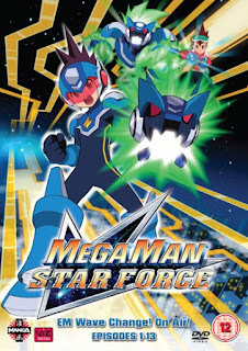 Ryuusei no Rockman (Megaman Star Force)