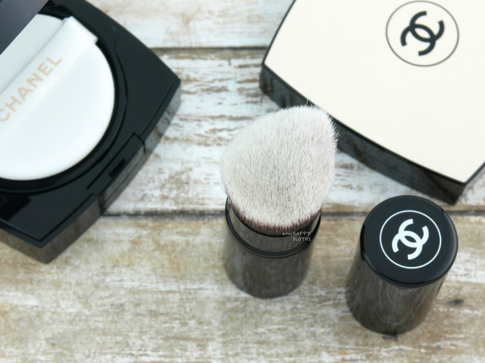 Chanel Retractable Foundation Brush Review