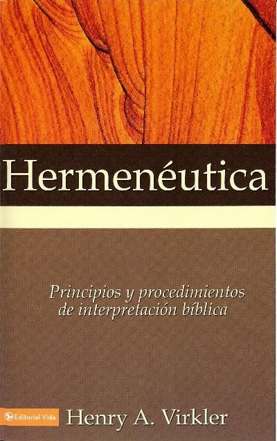 Enfoque Hermeneutico Pdf