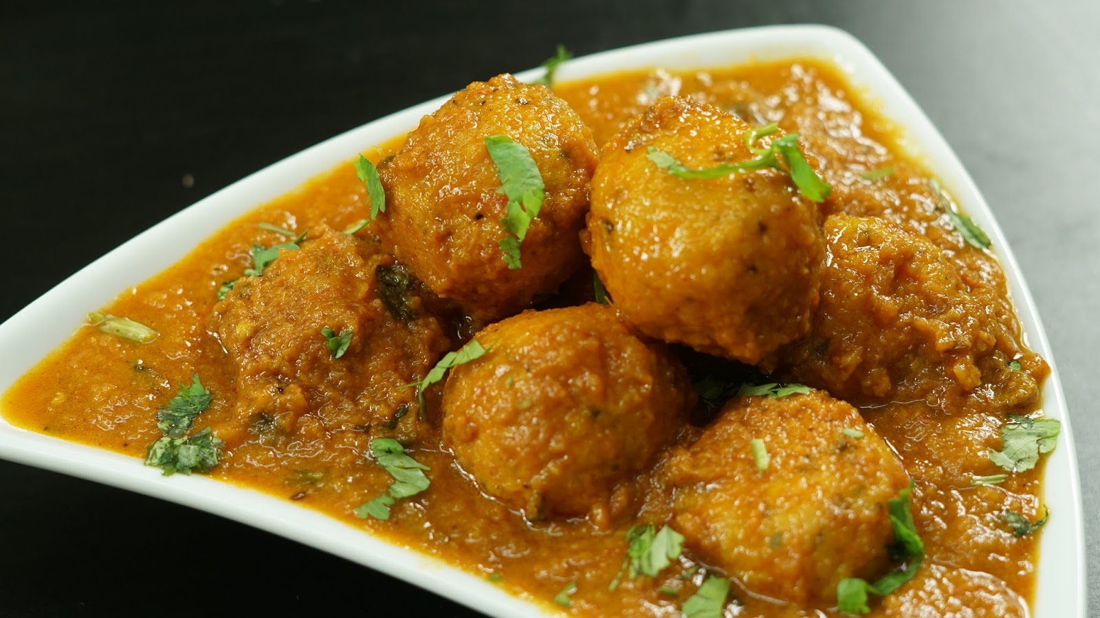 Chciken-kofta-Curry