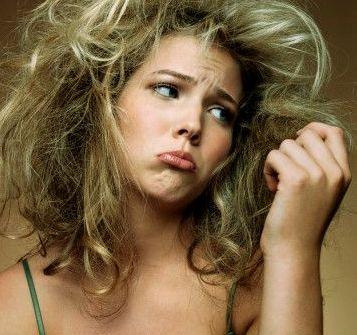 Série Cuidados com o cabelo