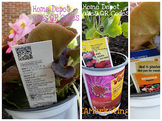 See how Home Depot uses QR Codes