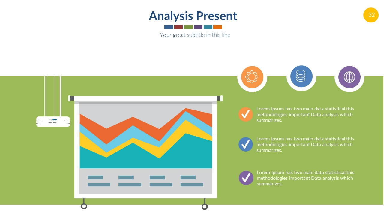 Infographics powerpoint free
