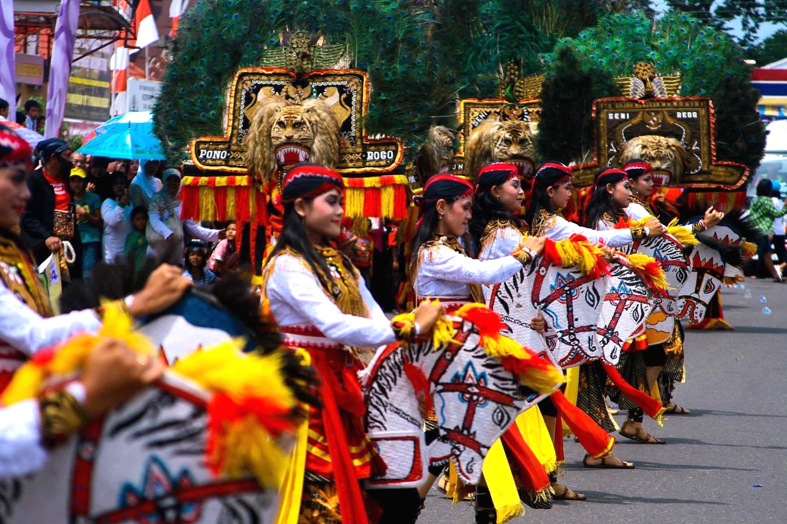 Reog Ponorogo Indonesian Culture and Tradition  Travel Guide