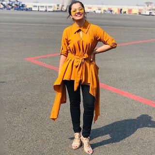 Bhojpuri Luliya Actress