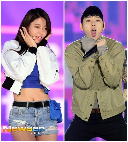seolhyun aoa dating Aoa's seolhyun has toyed around with  aoa's seolhyun is blonde now and it looks amazing  after 6 months of dating, aoa's seolhyun & block b's zico.