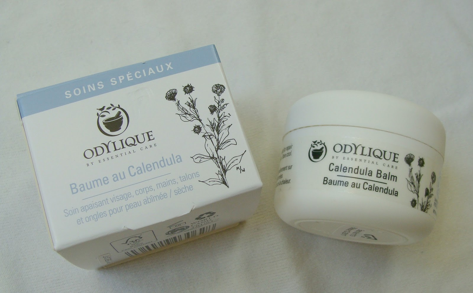 balsam nagietkowy Odylique