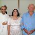 Pilõezinhos: Celebração dos 50 anos de casamento de Manoel Correia e Daluz Monteiro.