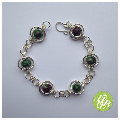 Twice Around the World (TAW) Bracelet by Vera