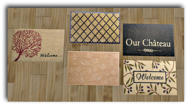Sims 2 Creations By Tara Welcome Mats