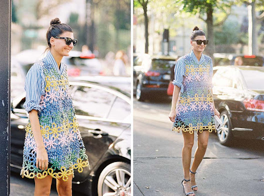 Giovanna-Battaglia-Engelbert-Street-style-at-Paris-Fashion-Week-Spring-Summer-2017
