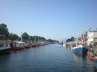 warnemunde puerto