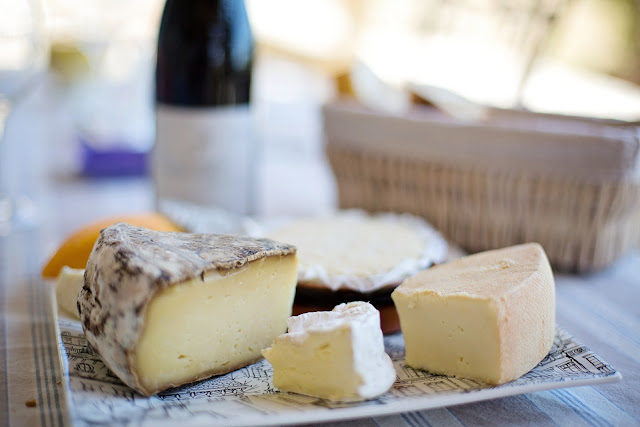 Facts and Different kind of Cheeses - RictasBlog