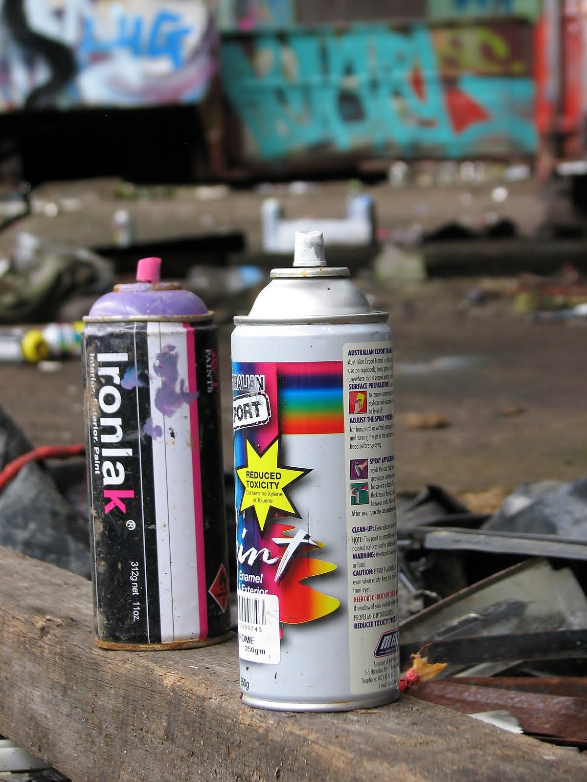 Sydney Graffiti Hunter: Glebe Tram Sheds