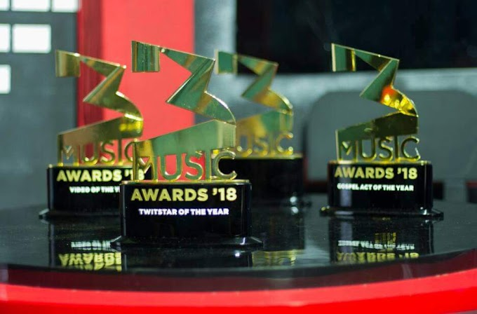 Sarkodie, Stonebwoy, Joe Mettle and more win at maiden 3Music Awards