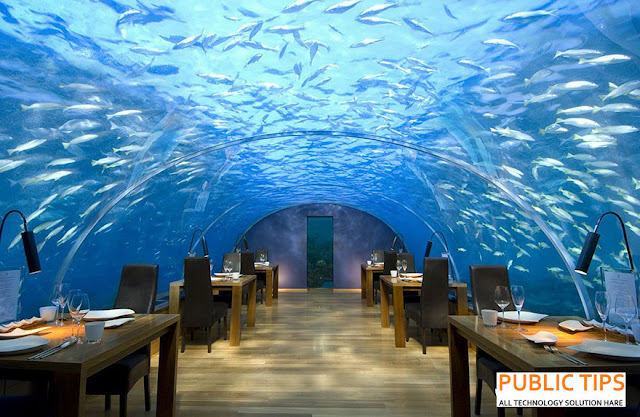 Most Wonderful Restaurants The World