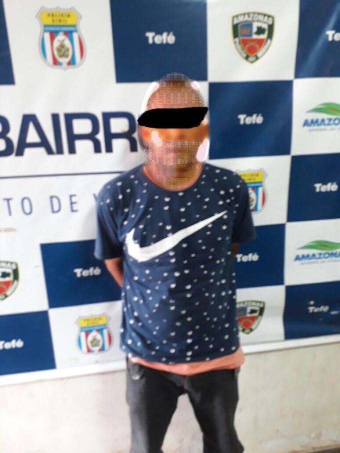 Policia Civil de Tefé prende falso funcionário da Eletrobras