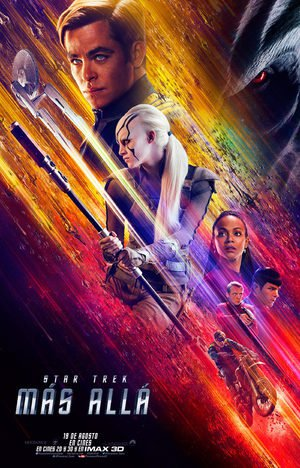 Poster Star Trek Beyond 2016
