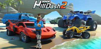 MMX Hill Dash 2 MOD (Unlimited Money) APK for Android