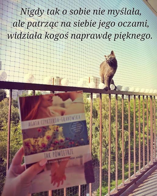 """#29 Agata Czykierda-Grabowska """"Jak powietrze"""""""