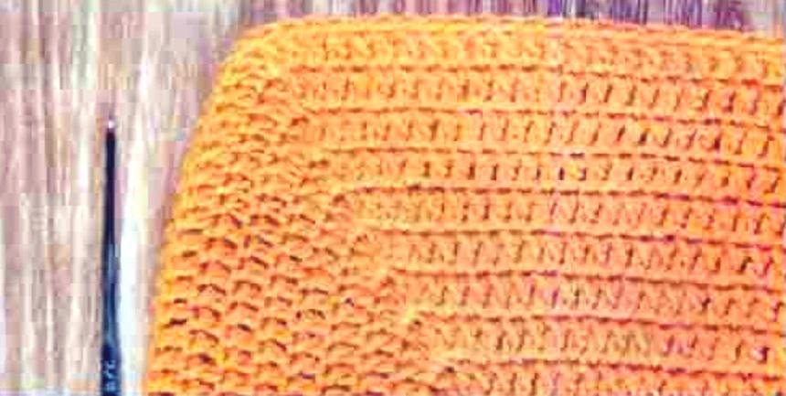 Жакет из двух шестиугольников. Jacket for the child - Crochet