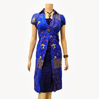 Dan Menawarkan Berbagai Model Dress Batik Modern Dengan Berbagi Model