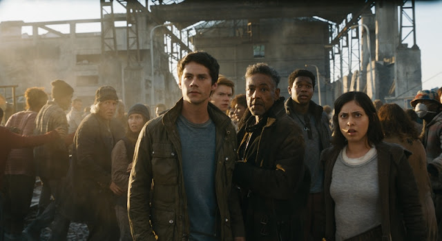 Labyrint: Vražedná léčba (Maze Runner: The Death Cure)