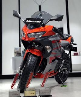 Kawasaki Ninja 250 cc 2018
