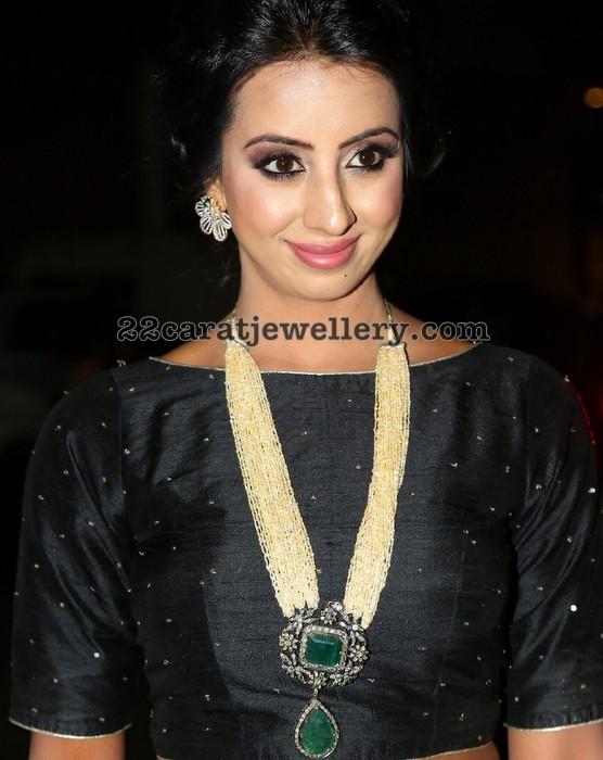 Sanjana Multi Layers Pearls Set