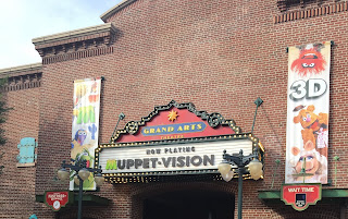 Muppet Vision 3D Disney World