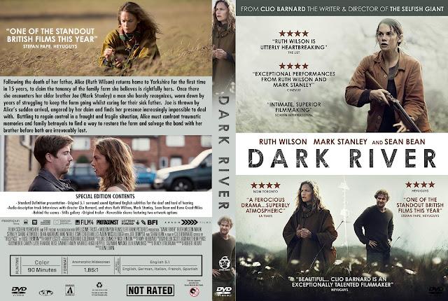 Dark River DVD Cover