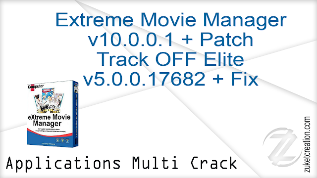 Extreme Movie Manager v10.0.0.1 + Patch    |  291 MB