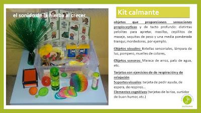 Resultado de imagen de cajas de relajación para niños TEA