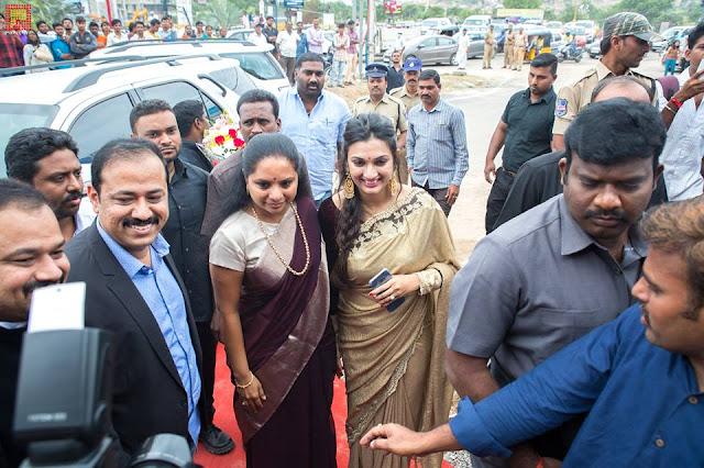 Celebrities at Surender Reddy's Ulavacharu restaurant launch