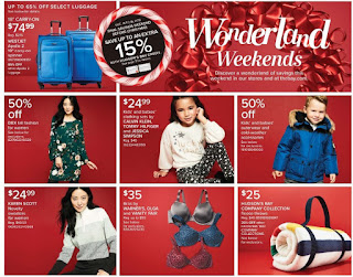 The Bay Flyer Wonderful Gifts December 14 – 24, 2018