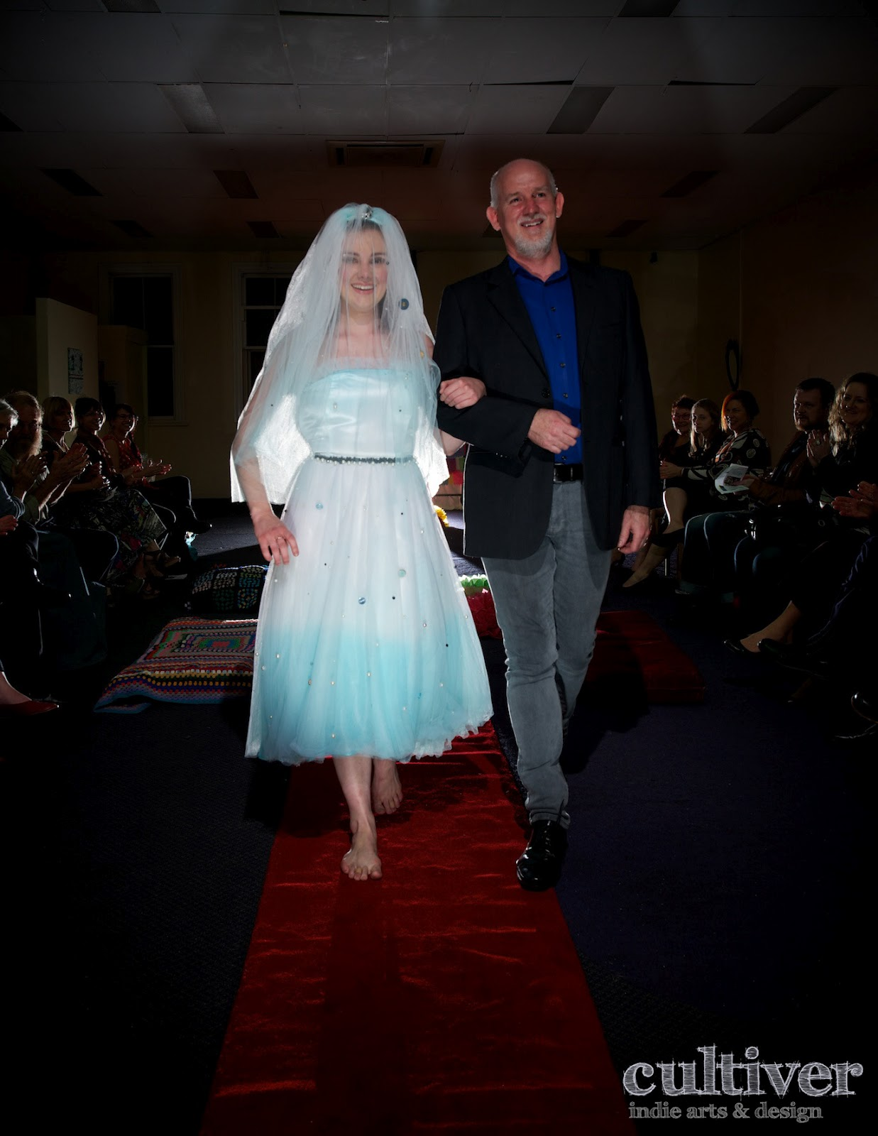 Dwell Sustainability Day: UPcycled Wedding Dress Competition