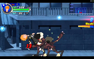 Game Bleach Soul Carnival PPSSPP