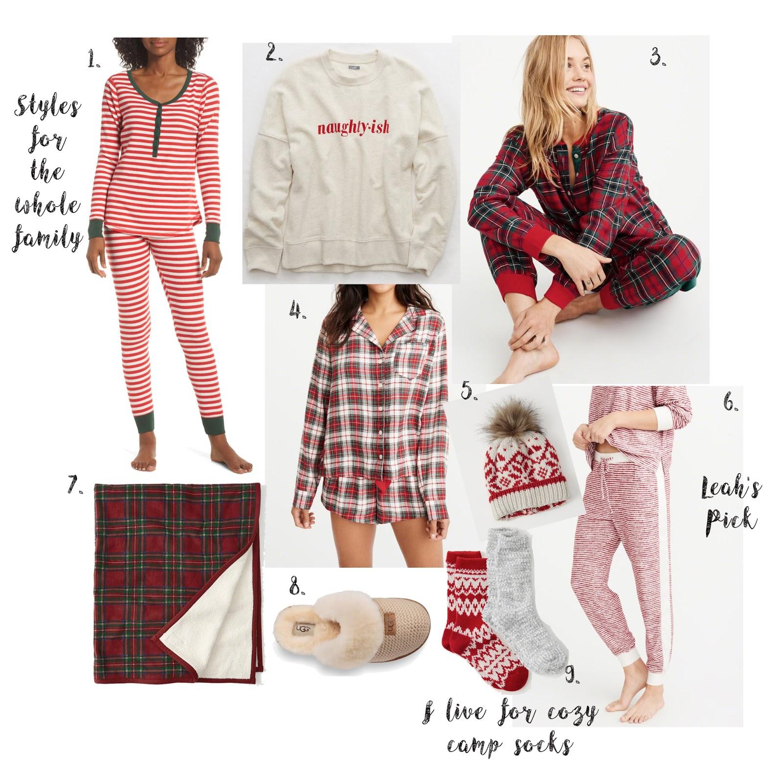 Best Christmas Pajamas Women 2018