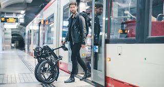 Το πτυσσόμενο ηλεκτρικό ποδήλατο Tern Vektron