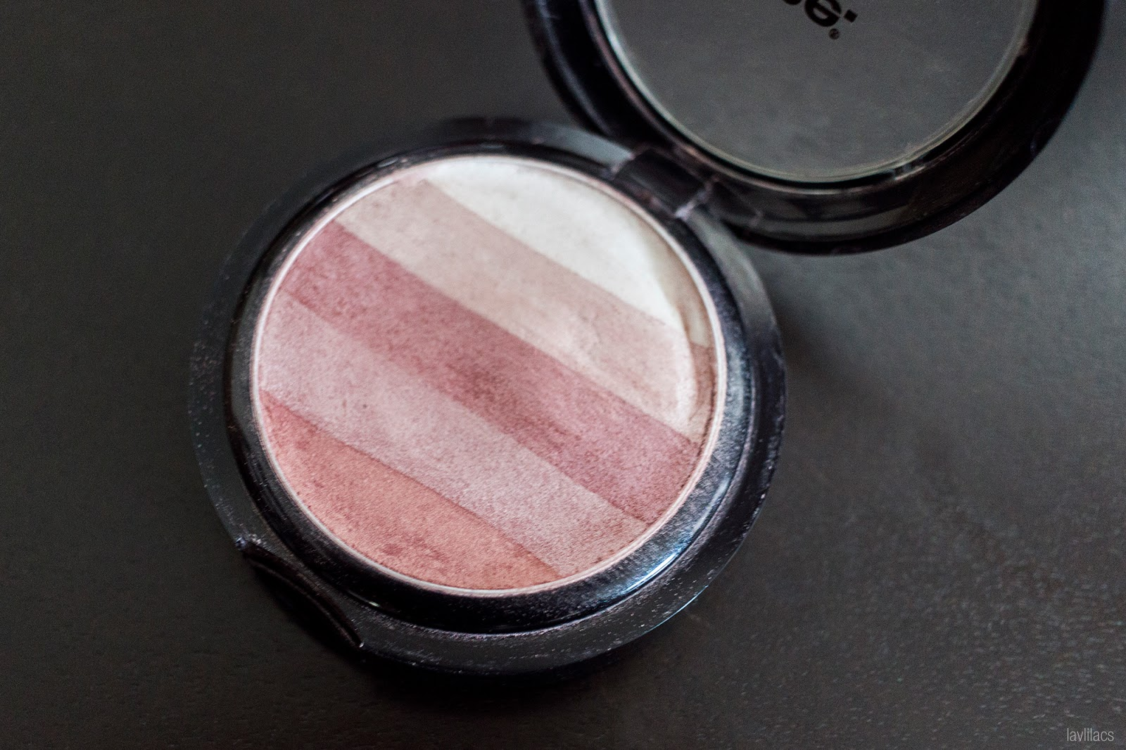 Project Make A Dent 2016 jane Shimmering Blush 01 Natural Blush - Before results