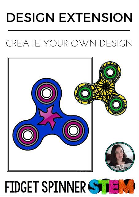 How to Use Fidget Spinners for a STEM Challenge. Learn the science first, then follow the engineering design process. Use math to analyze and improve the design! | Meredith Anderson - Momgineer