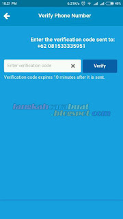 daftar blackberry id