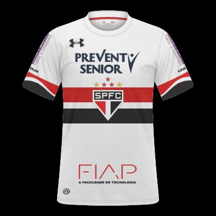 42f6038766 GT Camisas: Camisas São Paulo 2016 / 2017 - Home, Away e Third