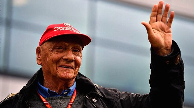 Nicky Lloda: Formula One's three champions die on 70