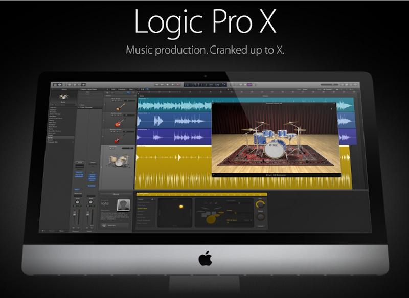 Logic Pro X Image