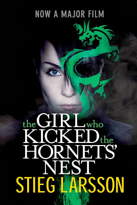 Poster Of The Girl Who Kicked the Hornets' Nest In Dual Audio Hindi English 300MB Compressed Small Size Pc Movie Free Download Only At worldfree4u.com
