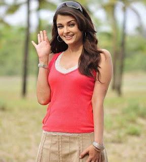 Aishwarya Rai Hello Pose