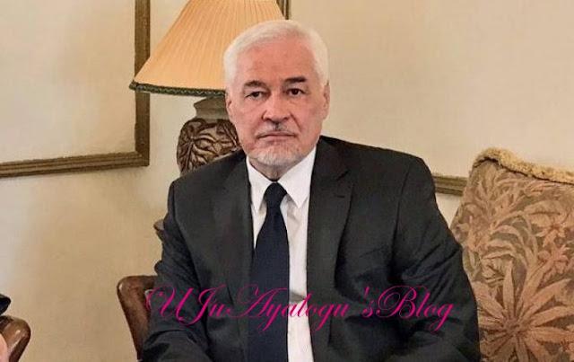 Russian ambassador found dead in Khartoum residence