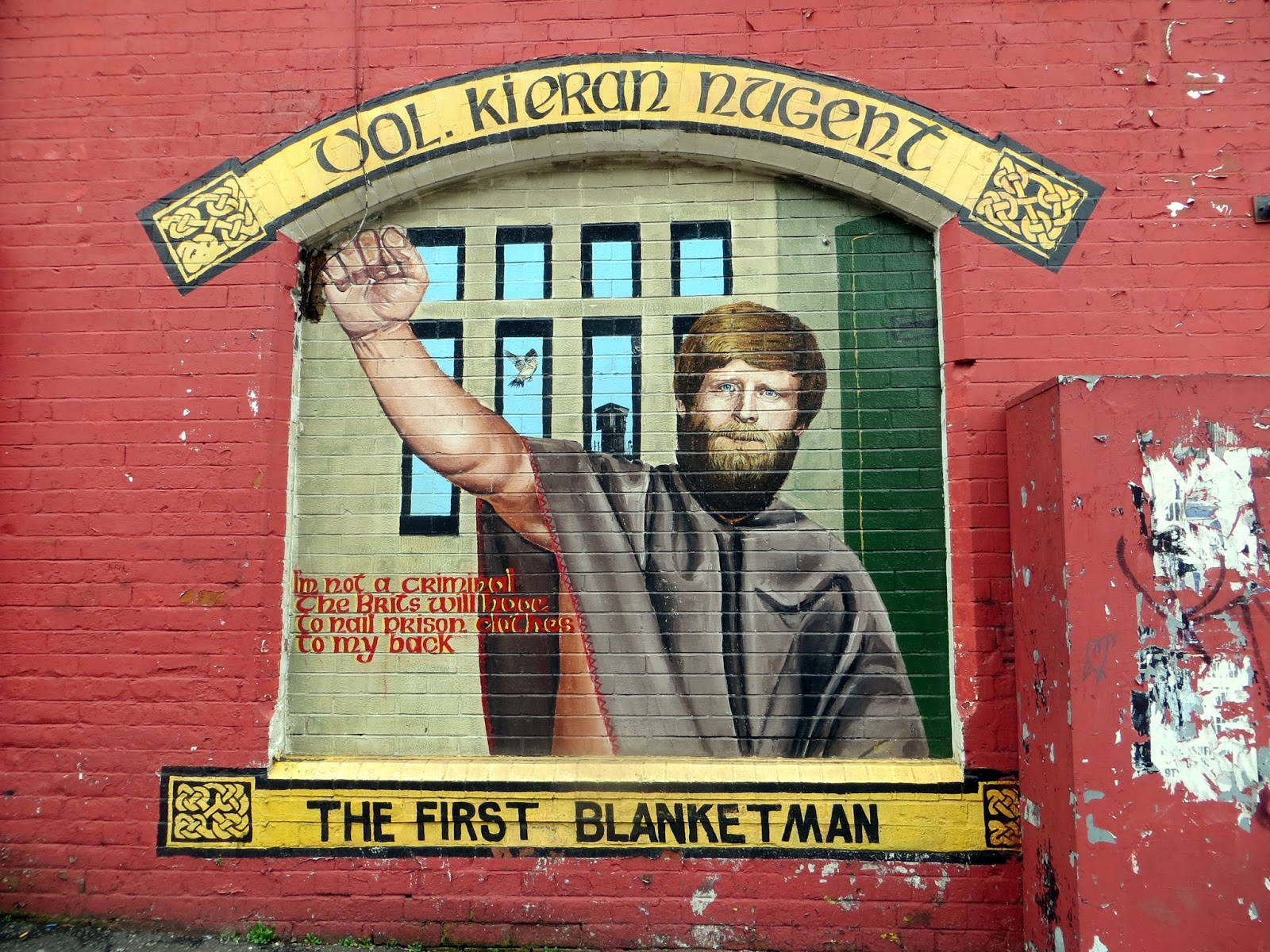 Belfast, Ireland, Northern Ireland, Murals, Troubles, Ulster, Political, Titanic,