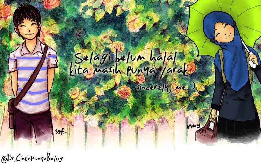 20 Gambar Anime Hijab Lucu Ktawa Com Ayo Ketawa